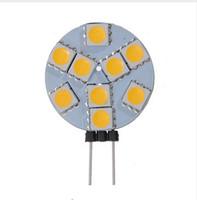 100PCS G4 9LED 5050 SMD AC 12V 3W Bulb Light Lamp for Cabine...