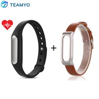 Wholesale- New Original Xiaomi Mi Band 1S Bracelet Heart Rate...