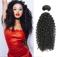 Brazilian Kinky Curly Hair Extensions 3 Bundles Afro Kinky S...