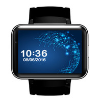 New Smart Watch Phone DM98 Android 4. 4 OS MTK6572 Dual Core ...
