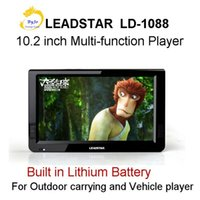 New 10. 2 inch LD- 1088 HD LED Portable display Built in lithi...