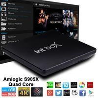 Amlogic S905X Android OTT TV Box Quad Core 1GB 8GB Kodi 17. 0...