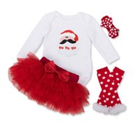 Baby Girls Lace Rompers Sets 2017 Newbown Jumpsuits+ Tulle Tu...