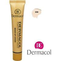 Dermacol Base Maquillaje Cover Primer Concealer Profesional Face Foundation Contour Paleta original 50 aniversario edición limitada Navidad