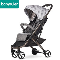 Hot sell BabyRuler Super light baby stroller Folding baby ca...