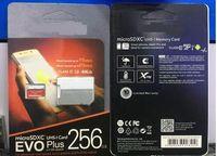 50 PCS Micro sd TF tarjeta de memoria C10 Flash SDHC SD SDXC paquete de 256 GB de alta velocidad de descarga