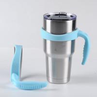 На складе Бесплатная доставка Чашки Ручка для 30 Oz YETI нержавеющей стали тумблерном Рамблер массажер YETI Cooler кружкой кофе