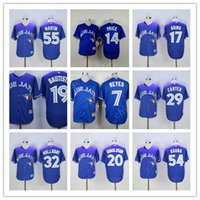 Hot Cheap MLB Jersey Toronto Blue Jays Sports Youth Jerseys ...