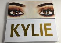El mejor sombreador de ojos del xoxo de Kylie de la calidad los colores reales de la gama de colores 12 del melocotón con el artículo caliente del cepillo de DHL