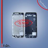 Logement complètement neuf de couverture de batterie arrière pour l'iPhone 5 5G expédition libre de DHL