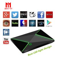 M9S Z8 2G+ 16G Kodi Media Player 2017 newest Smart Android 6....