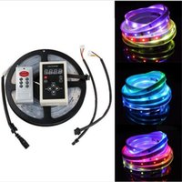 Christmas LED Strip light 5m 5050 digital RGB 150LED IP67 tu...