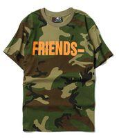 summer camouflage vlone tshirt for men t- shirt women streetw...