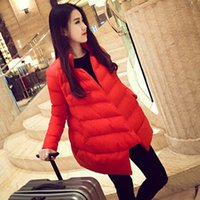 Winter Maternity Coat Trendy Solid Color Pregnant Women Oute...