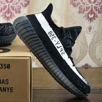 2017 Adidas Originals Yeezy 350 Boost V2 Running Shoes Men W...