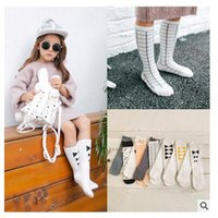 Ins Baby Boy Girl Socks Christmas Kids Cotton Knee High Chil...
