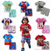 Baby Clothes Summer Children Suits Boys Girls Cotton Short s...