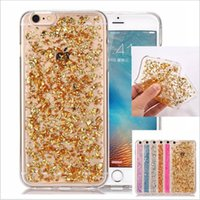Quicksand Liquid Glitter Iphone 7 Plus Bling Glitter Phone C...