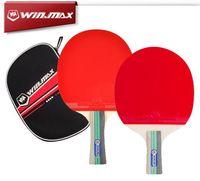 Winmax Brands 3 Stars Long or Short Handle Table Tennis Rack...