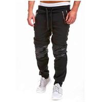 Wholesale- autumn winter 2016 Fashion Men Casual Sweatpants ...