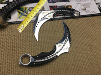 karambit Mirror light version Todd berg - conqueror claw