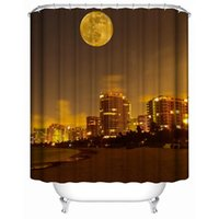 polyester europe ecofriendly mixed order arts shower curtain pattern customized bath shower curtain waterproof polyester fabric 180x180cm shower curtain