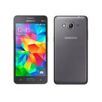 Reacondicionado desbloqueado 5.0 pulgadas Original Samsung Galaxy Grand Prime G531 G531H Ouad Core Dual Sim teléfono 3G