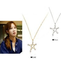 Pearl necklace 2- color optional Clothing accessories Fashion...