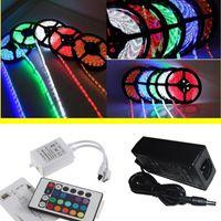 LED RGB Strips ip20 IP65 5M 300 Leds SMD 5050 RGB Lights Led...