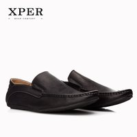 2016 XPER Mens Loafers Flats Moccasins Men Shoes Slip- on Bre...