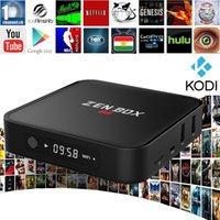 ZEN BOX Android Tv Box T95M Pro 1GB 8GB Amlogic S905x KODI A...