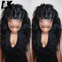 180 Density silk top full lace wig with baby hair brazilian ...