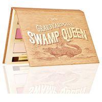 2017 Dropshipping Tarte maquillage palette maquillage marques kyshadow Swamp Queen Clay Palette 12Colors Ombre à paupières avec pinceau Set de cosmétiques