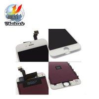 Écran LCD pour iPhone 6 Plus Écran tactile Digitizer Assemblée avec Remplacement de réparation de cadre Livraison gratuite par DHL