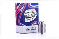 Troll V2 vaporizer New Original Wotofo RDA Atomizer suit Rep...