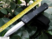 Microtech Black Tyrannosaurus Automatic knife outdoor surviv...