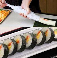 DIY лагерь повар Sushezi Roller Kit Суши Базука Made Easy роллы суши Maker Mold Кулинария Инструменты