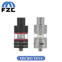 Wholesale- Original SMOK Micro TFV4 Tank Atomizer 3. 5ml 5ml ...