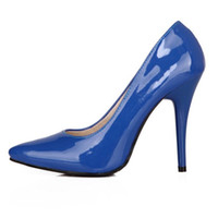 Sky high stiletto heel and pointed toe elegant office lady w...