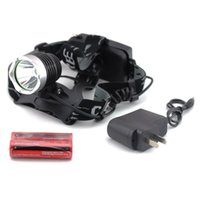 HEADLAMPS LED CREE XML T6 LED Headlight Headlamp Torch Flash...
