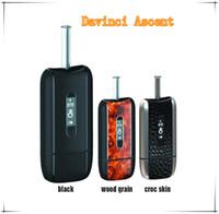 Davinci Ascent kit de vaporisateur à base de plantes Cigarettes électroniques 2200mah Davinci Ascent vaporisateur DaVinci Mod vape stylos 3 in1 de contrôle de la température