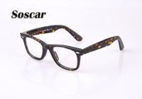 Soscar 5121 Myopia Frame Brand Design Eyeglass for Men Women...