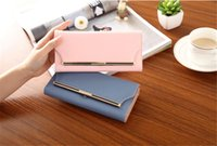 2017 Best Selling Women Long Wallet New Arrvials High Qualit...