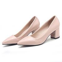 New Sexy Ladies Fashion PU Shoes Pumps Womens Cheap Heels On...