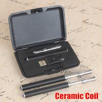New cbd oil ceramic cartridge vape tank Pyrex Glass ceramic ...