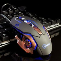 USB Wired Gaming Mouse Computer Gamer Ergonomic Optical Mous...