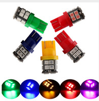 100PCS T10 20SMD W5W LED 501 Side Number Plate Interior Car ...
