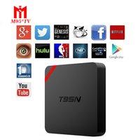T95N Mini Android6. 0 TV BOX 1G 8G Amlogic S905x Quad- core co...