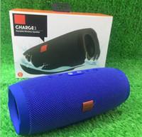 NOUVEAU Charge 3 avec le logo Bluetooth Haut-parleur Mini Subwoofer Sports Portable HIFI étanche Bluetooth Speaker Pluse pour JBL CHARGE3