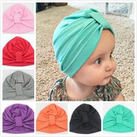 New Fashion Baby Infant Toddler Cotton Caps Hats Girls Boys ...